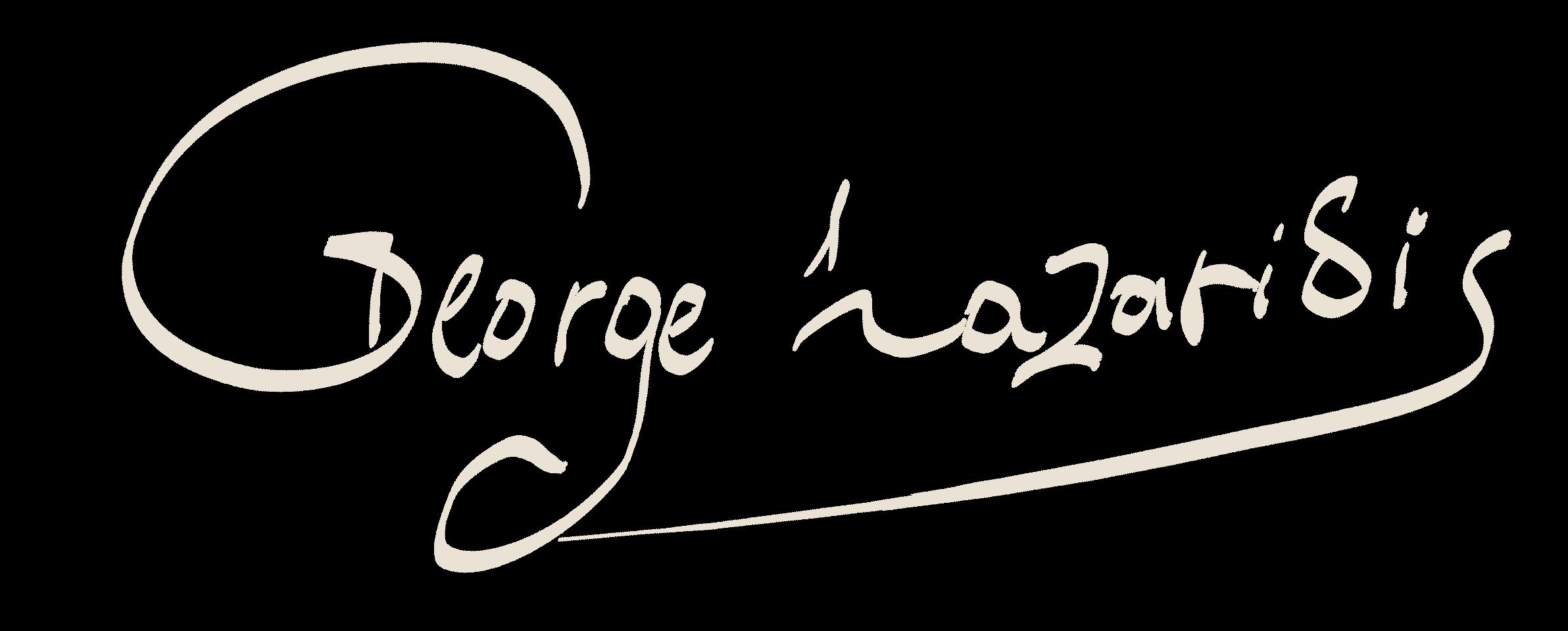 George Lazaridis